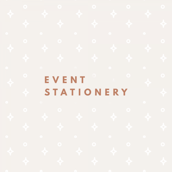 Event Stationery Wedding Invitations Designs Service