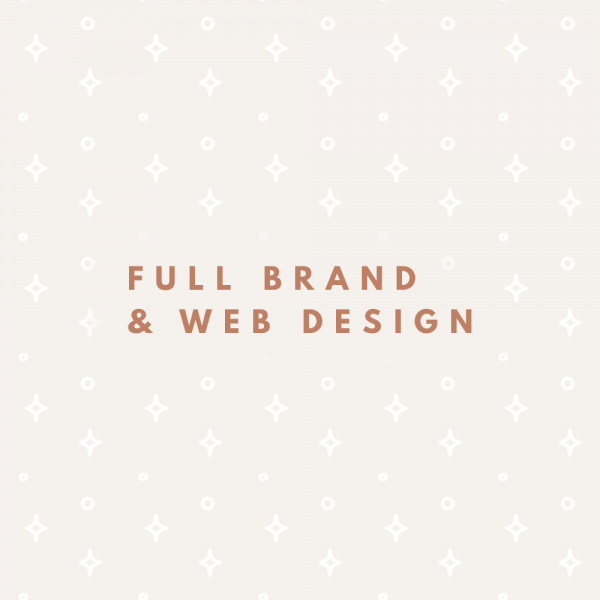 Full Web and Brand Identity Design Service