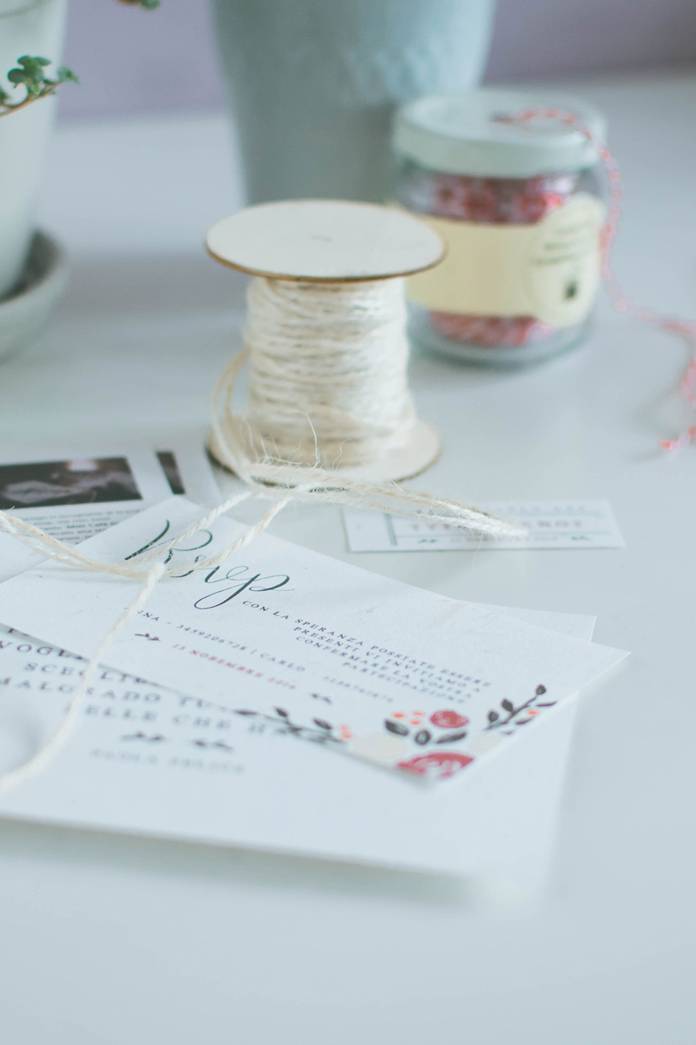 Package Event Stationery Wedding Invitations Designs - Miel Café Design