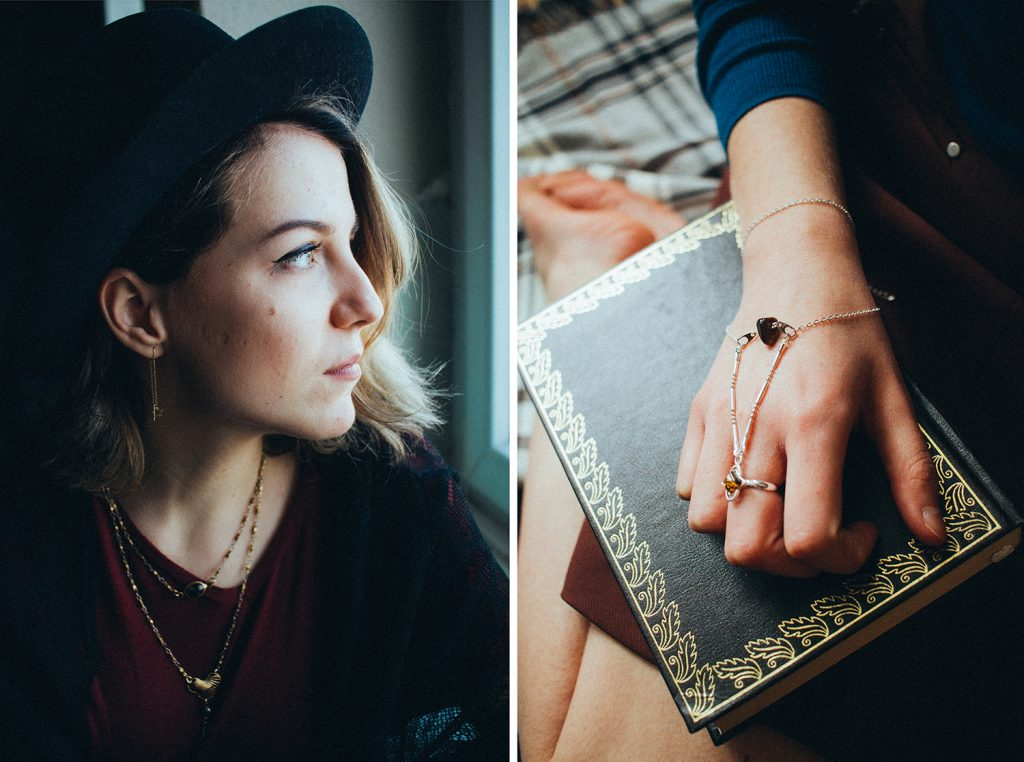 Dream-On collection by Refined Bohemia | Running a business as a jewellery designer