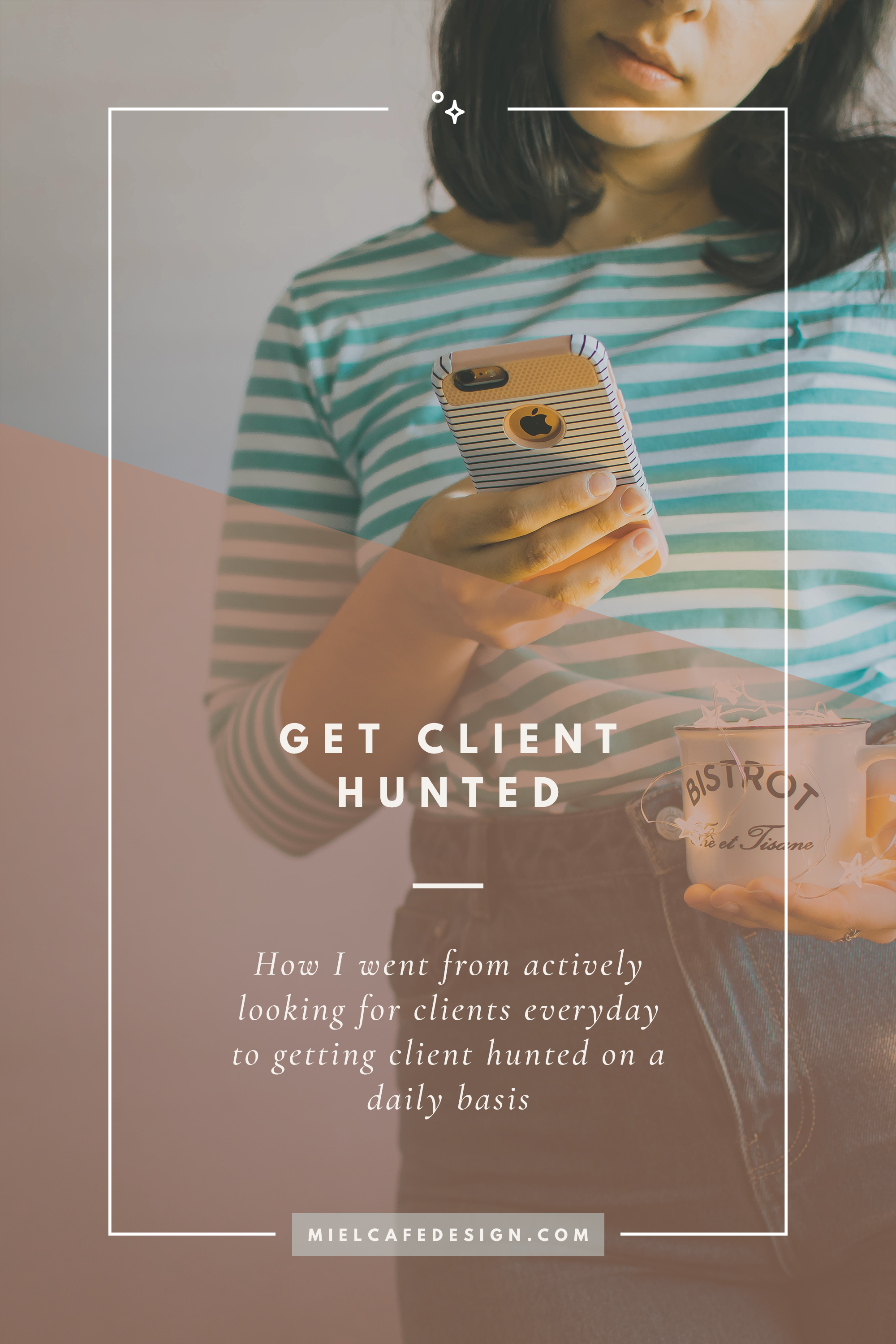 Get Client Hunted Email Course: A Guide To Attracting A Focused Clientele