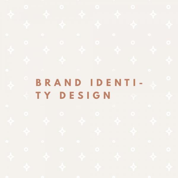 Brand Identity Design Servizio Per Creare Un Logo Personalizzato