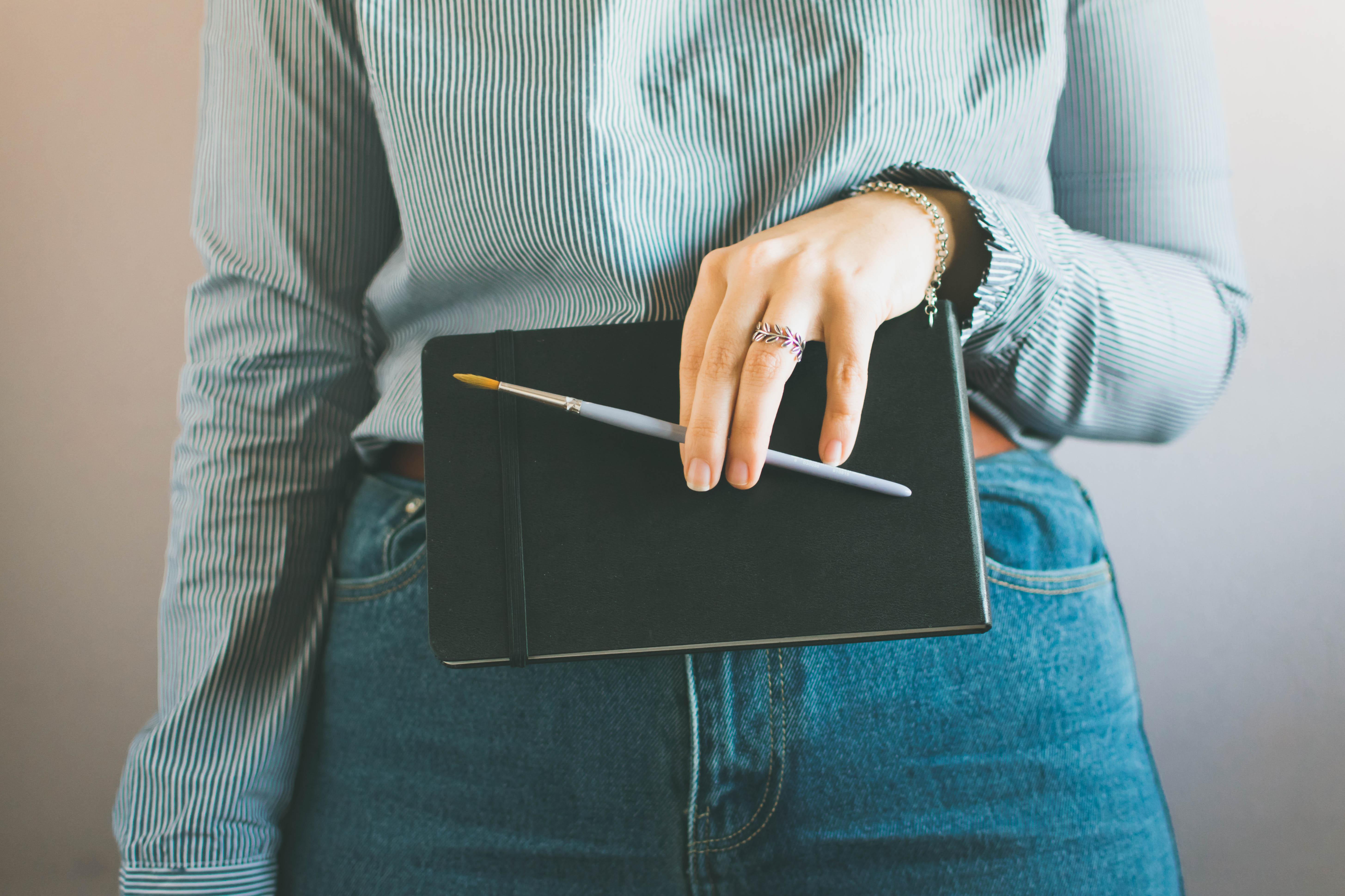 Giada Correale, brand e web designer di Miel Café Design