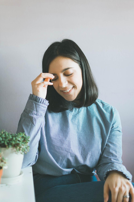 Giada Correale, grafica e web designer di Miel Café Design