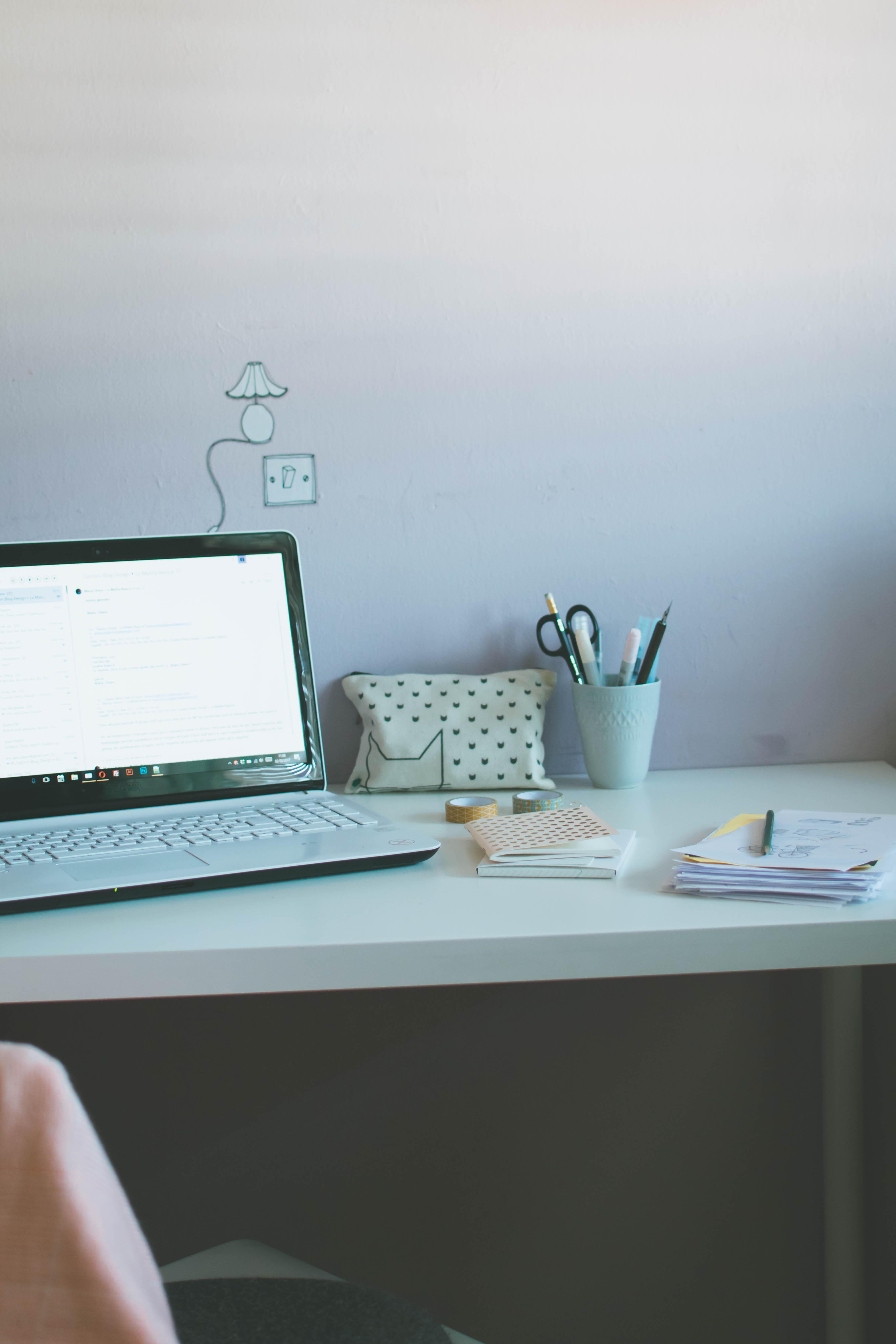 Servizio di Grafica Per Blog Personalizzata - Miel Café Design