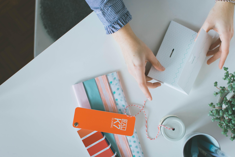 Servizio di web e brand design - Miel Café Design