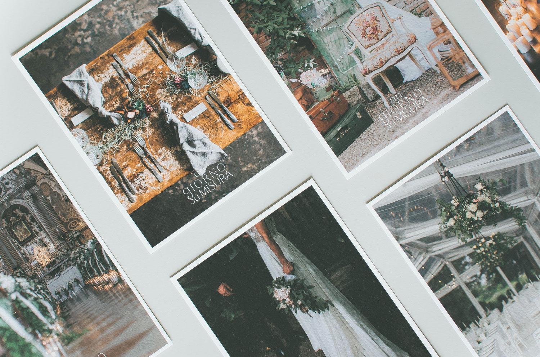 Miel Café Design Portfolio: Brand stationery elegante e sofisticata per wedding planner Un Giorno Su Misura