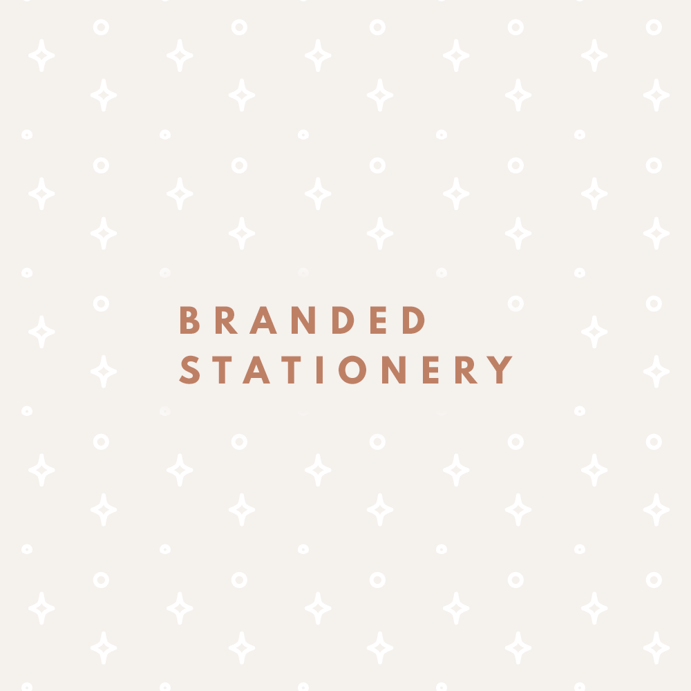Custom Business Stationery Design Service