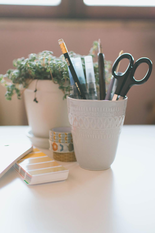 Package Full Brand Identity Design - Miel Café Design