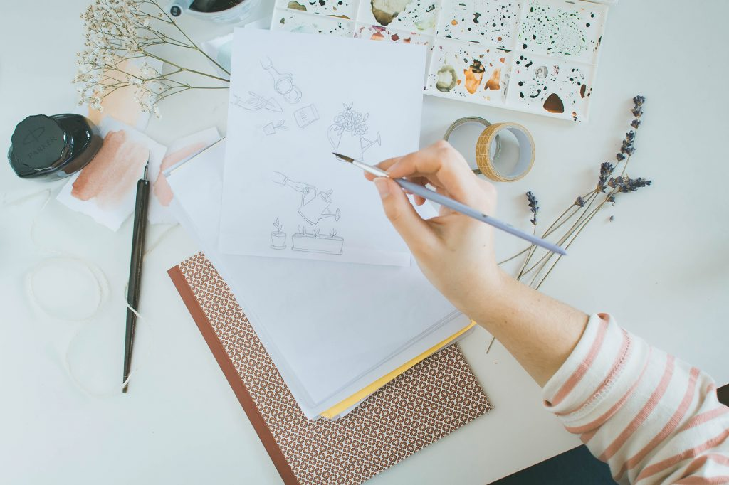Freelancing Stories: Giada, Brand And Web Designer