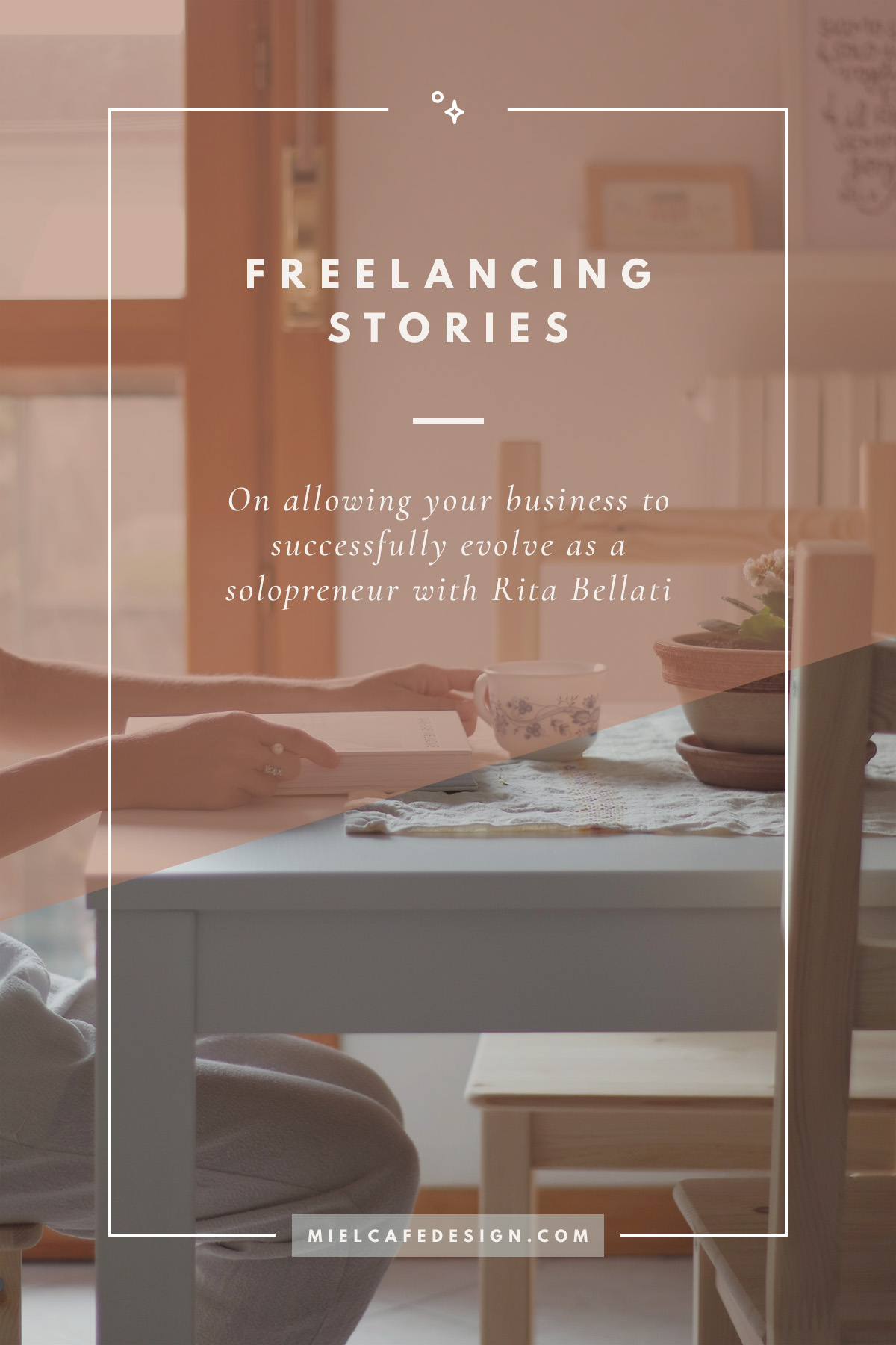 Freelancing Stories: Evolve With Your Business as a Solopreneur With Rita Bellati