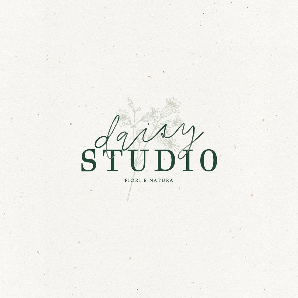 Rebranding For Floral Designer Daisy Studio Logo Design Brand Identity