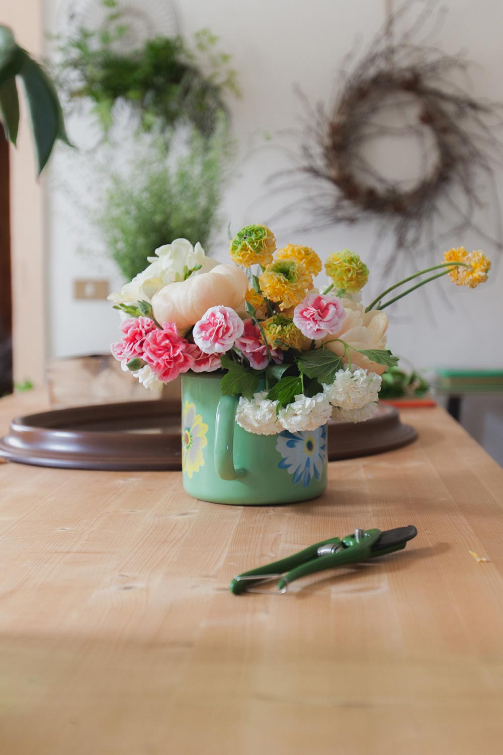 Freelancing Stories: On Freelancing As A Floral Designer with Margherita of Daisy Studio
