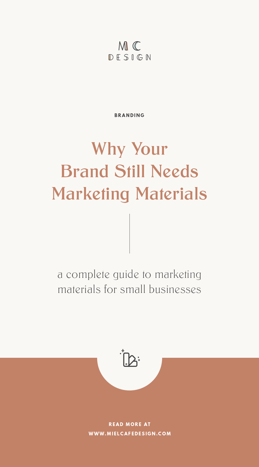 A complete guide to Marketing Materials: definition and why your brand still needs them