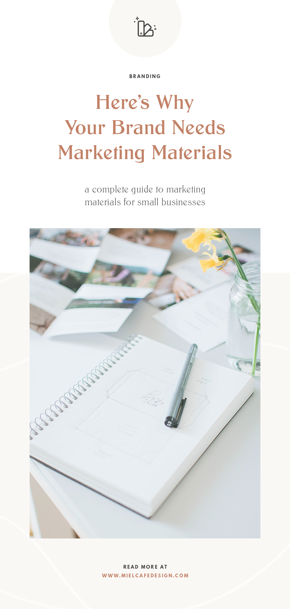 A complete guide to Marketing Materials: definition and why your brand needs them